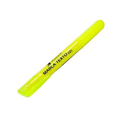 Marca Texto de Gel Amarelo