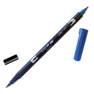 Caneta Tombow - 498 - Midnight Blue