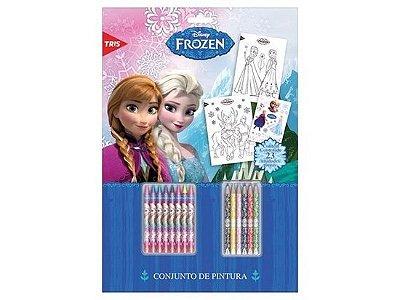 Conjunto de Pinturas Frozen