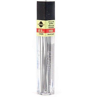 Grafite Super Pentel 0.5 2B