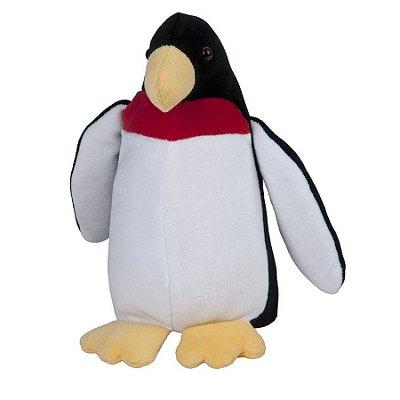 Pelúcia Anti Alérgico Pinguim