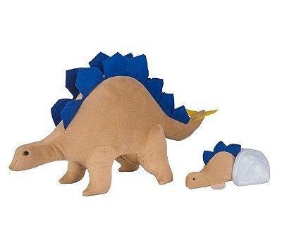 Estegossaura Grávida