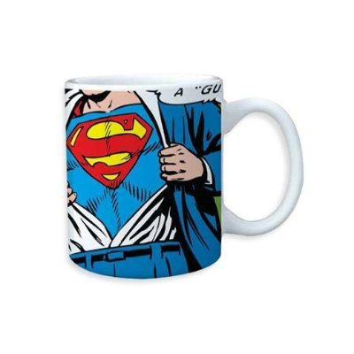 Caneca de Porcelana - Superman