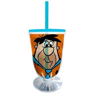 Copo Taça Fred Flintstones