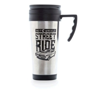 Copo Térmico Hotwheels Street Ride