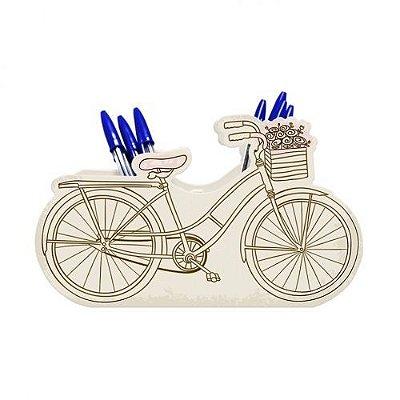 Porta Lápis Paris - Bicicleta