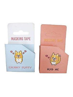Washi Tape 3M Cachorrinhos