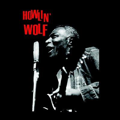 Camiseta Howlin' Wolf