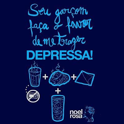 Camiseta Noel Rosa