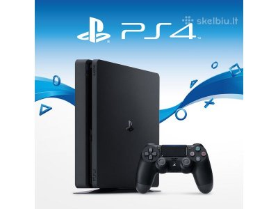 Playstation 4 SLIM  500 Gb c/ 1 Controle