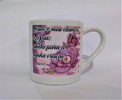 Caneca Redonda G - 210 ml  - Pacote com 3 Peças Sortidas -  Cód.: 9022