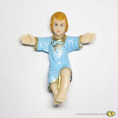 Imagem de Menino Jesus de 12 cm - A unidade - Cód.:  7119