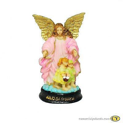 Anjo da Guarda de mesa em resina M - Pacote com 3 Unidades - Cód.: 8646