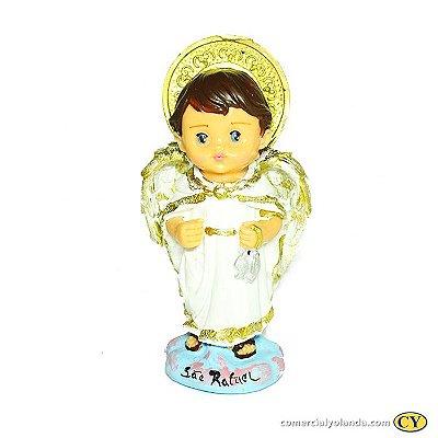 São Rafael Arcanjo criança G - A Unidade - Cód.: 8571