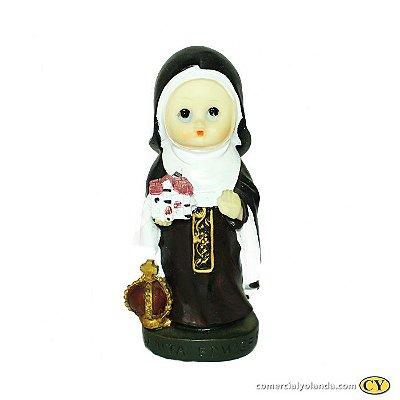 Santa Edwiges criança G - A Unidade - Cód.: 8571
