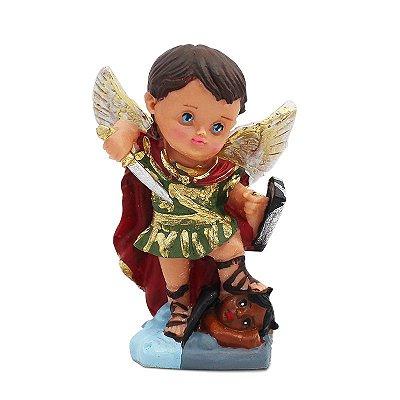São Miguel Arcanjo criança M - O Pacote com 3 peças - Cód.: 7913