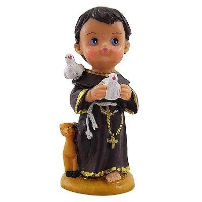 São Francisco de Assis criança M - O Pacote com 3 peças - Cód.: 7913