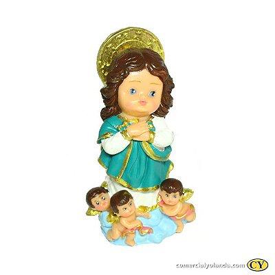 Imaculada Conceição criança M -  O Pacote com 3 peças - Cód.: 7913