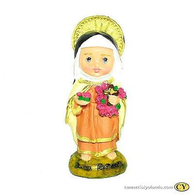 Santa Terezinha criança M - O Pacote com 3 peças - Cód.: 7913
