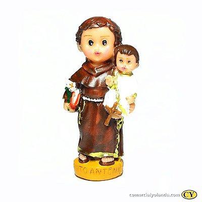 Santo Antônio criança P - O pacote com 3 unidades - Cód.: 4048