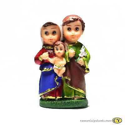Sagrada Familia criança P - Pacote com 3 peças - Cód.: 8548