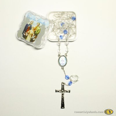 Terço Sagrada  Família - A Peça - Cód.: 2493