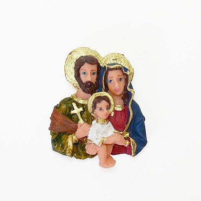 Ímã em resina da Sagrada Família - Grande - A dúzia - Cód.: 8541