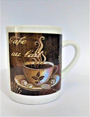 Caneca Redonda de Café - A unidade - Cód.: 1571
