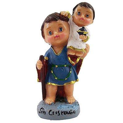 São Cristóvão Criança M - O Pacote com 3 peças - Cód.: 7913