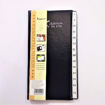 Agenda Telefônica Média - O pacote com 3 peças - Ref.: HA85202