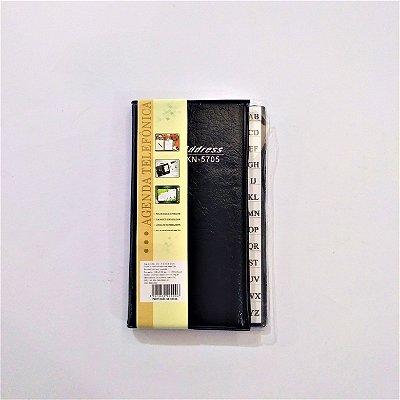 Agenda Telefônica PP - O pacote com 3 peças - Cód.: 0468