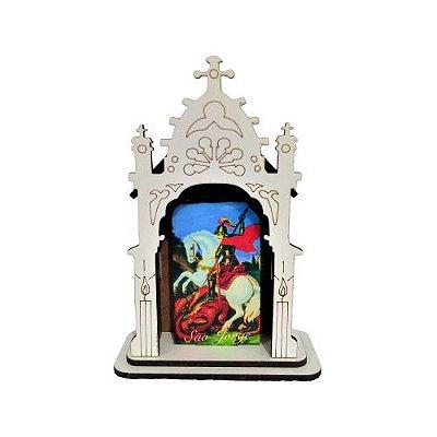 Capela PP de São Jorge - O pacote com 3 peças - Cód.: 6421
