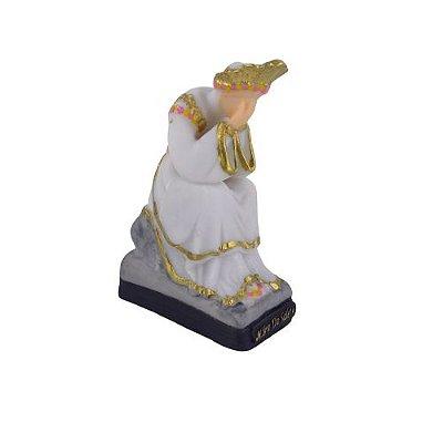 Imagem de Nossa Senhora da Salete Sentada M - O pacote com 3 peças - Cód.: 4786