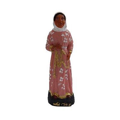 Imagem de Nhá Chica de 9 cm em Resina - O pacote com 3 peças - Cód.: 7759