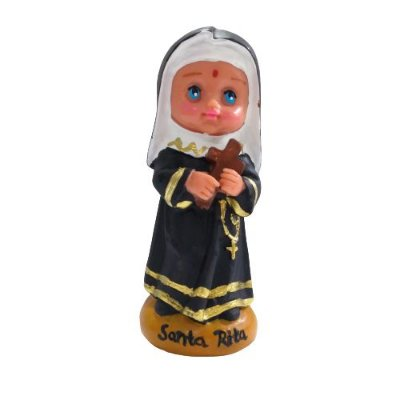 Santa Rita Criança M - O Pacote com 3 peças - Cód.: 7913