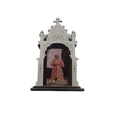 Capela pp de Nhá Chica - O Pacote com 3 peças - Cód.: 6421