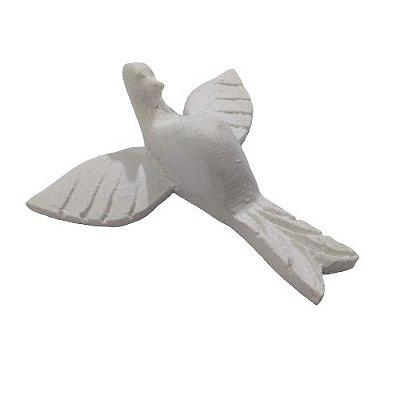 Divino Espírito Santo P em Resina - Pacote com 6 Peças - Cód.: 0977