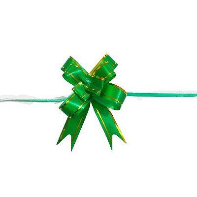 Laço para Presente G na Cor Verde - O Pacote com 200 unidades - Cód.: 5553