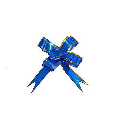 Laço para Presente G na Cor Azul Escuro - O Pacote com 200 unidades - Còd.: 5553