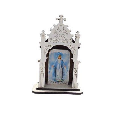 Capela PP de Nossa Senhora das Graças - O Pacote com 3 peças - Cód.: 6421