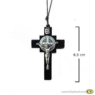 Cruz de São Bento no cordão - A Dúzia - Cód.: 8211