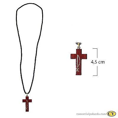 Cruz PX em madeira - A Dúzia - Cód.: 3830