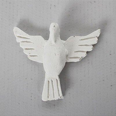 Divino Espírito Santo Mini em Resina - Pacote com 50 peças - Cód.: 8637