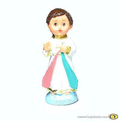 Jesus Misericordioso Criança P - O pacote com 3 unidades - Cód.: 4048