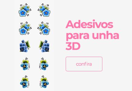 Banner Adesivos 3D