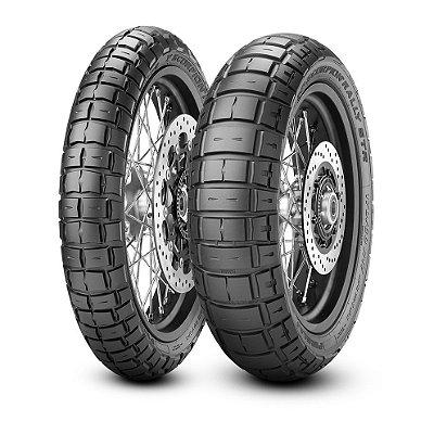 Par Pneus Pirelli Scorpion Rally Str 100/90-19+150/70-17