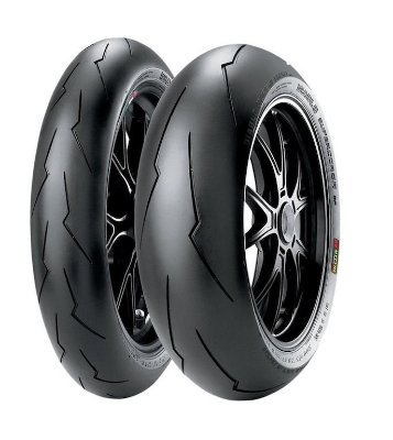 Par Pneus Pirelli Supercorsa SPV3 110/70-17+140/70-17