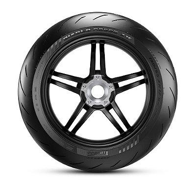Pneu Pirelli Diablo Rosso 4 180/55-17 73W traseiro