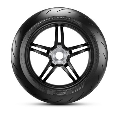 Pneu Pirelli Diablo Rosso 4 200/55-17 78W traseiro