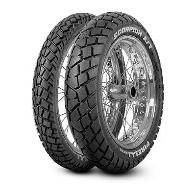 Par Pneus Pirelli Scorpion MT90 90/90-21+150/70-18